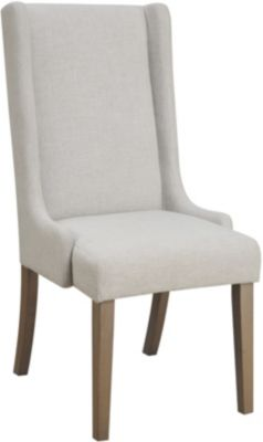 Coaster Upholstered Wingback Chair