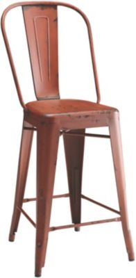 Coaster Lahner Metal Counter Stool