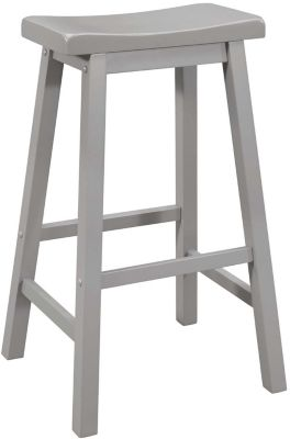 Coaster Gray Bar Stool