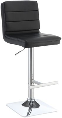 Coaster 120 Collection Adjustable Bar Stool