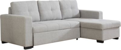 Coaster Everly Convertible Storage Sofa Chaise