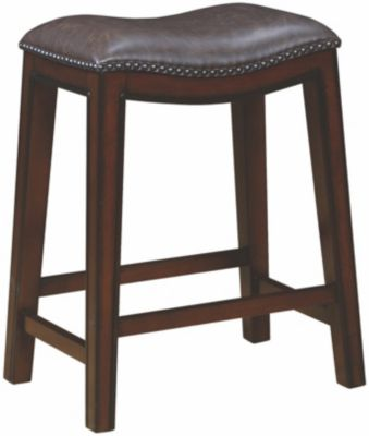 Coaster Everyday Brown Counter Stool