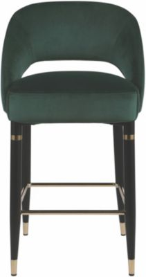 Coaster Bali Green Counter Stool