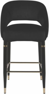 Coaster Bali Black Counter Stool
