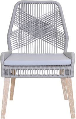 Coaster Sundance Gray Side Chair