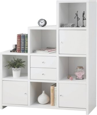 Coaster Contemporary Tall Bookcase