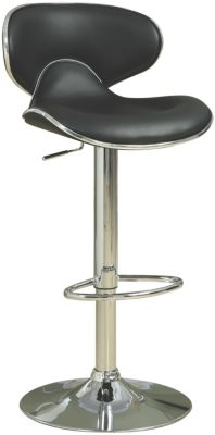 Coaster Modern Adjustable Barstool