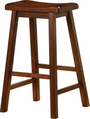Coaster Brown Bar Stool