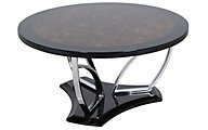 Coaster 7023 Collection Round Coffee Table