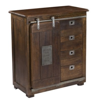 Coast To Coast 4-Drawer, 1-Door Cabinet