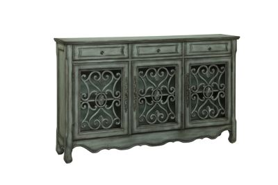 Coast To Coast 3-Drawer & 3-Door Credenza