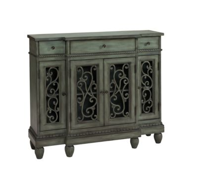 Coast To Coast 3-Drawer 4-Door Credenza