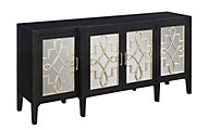 Coast To Coast 4-Door Credenza