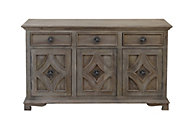 Coast To Coast Khetri 3-Drawer 3-Door Buffet