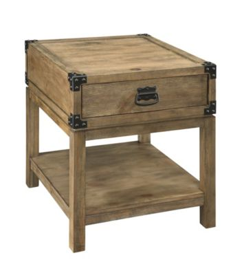 Coast To Coast Carmel 1-Drawer Storage End Table