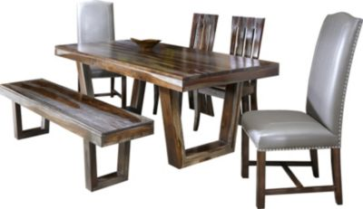 Coast To Coast Grayson 6-Piece Dining Set