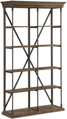 Coast To Coast Corbin Tall Bookcase