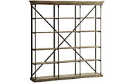 Coast To Coast Corbin 5-Shelf Tall Bookcase