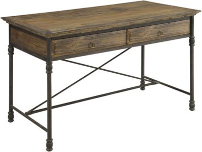 Coast To Coast Corbin 2 Drawer Writing Desk