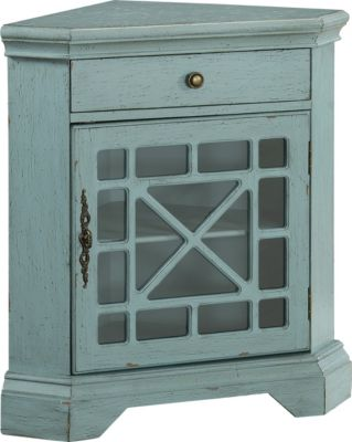 Coast To Coast Bayberry Corner Cabinet