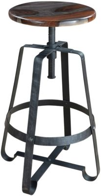 Coast To Coast Liverpool Adjustable Stool