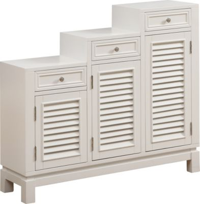 Coast To Coast Step Accent Cabinet