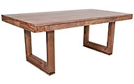 Coast To Coast Brownstone Table