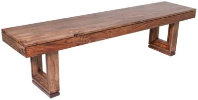 Coast To Coast Brownstone Bench