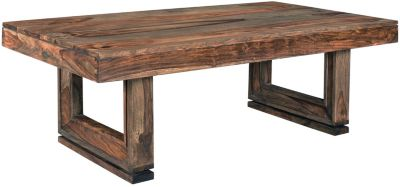 Coast To Coast Brownstone Coffee Table