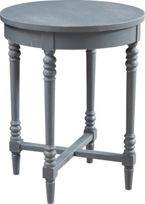 Coast To Coast Gray Accent Table