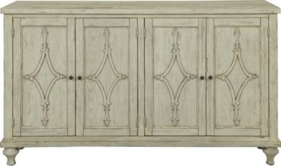 Coast To Coast 4 Door Credenza