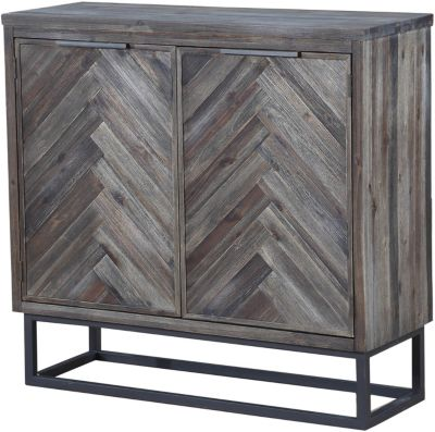 Coast To Coast 2-Door Cabinet