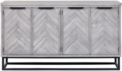 Coast To Coast Aspen Court 4-Door Media Console