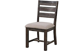 Coast To Coast Aspen Court Brown Side Chair