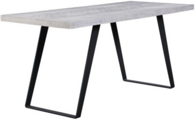 Coast To Coast Aspen Court White Counter Table