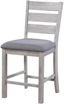 Coast To Coast Aspen Court White Counter Stool