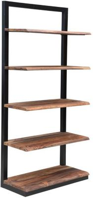 Coast To Coast Brownstone Bookcase