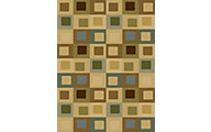 Central Oriental Interlude 5' X 8' Rug