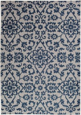 Central Oriental New Zealand 5' X 8' Rug