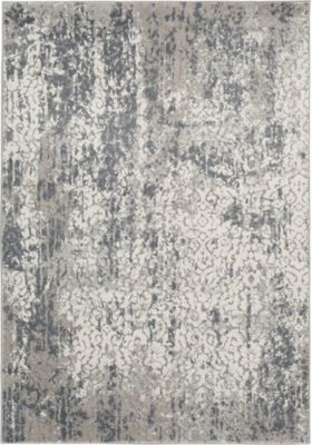 Central Oriental Clearwater 5' X 8' Gray Rug