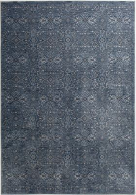 Central Oriental Clearwater 5' X 8' Blue Rug