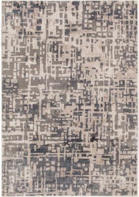 Central Oriental Trisha Yearwood Enjoy 5' X 8' Gray Rug