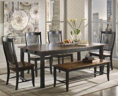 Canadel custom dining furniture
