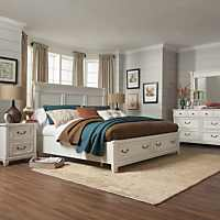 Casual Magnussen Brookfield Bedroom Set