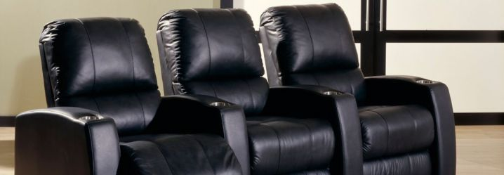 Fabric Home Theater Seating