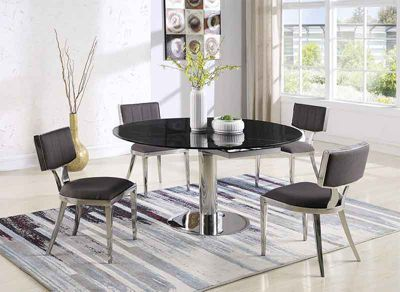 Chintaly Bailey dining set