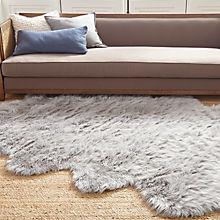 Contemporary Fur Rug