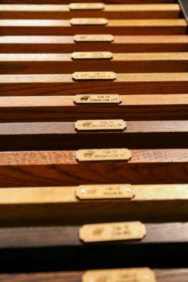 Custom Order Wood Grain Options