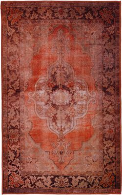 Dalyn Amanti Red 5' X 8' Rug
