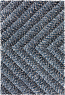 Dalyn Virtues 5' X 8' Blue Rug